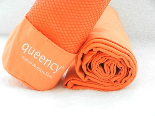 toalla de microfibra queency 80x160 no cargues más