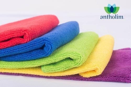 toalla de microfibra  varios colores varios tamaños