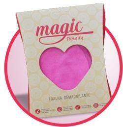 toalla desmaquillante reutilizable magic fleurity