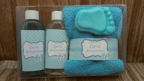 toalla facial jabón de glicerina 2 botella de gel en caja