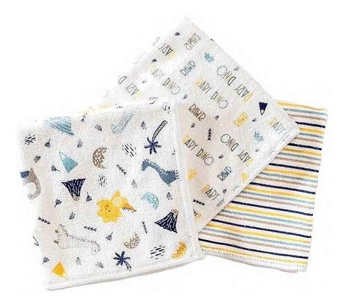 toalla facial para bebe dinos vianney