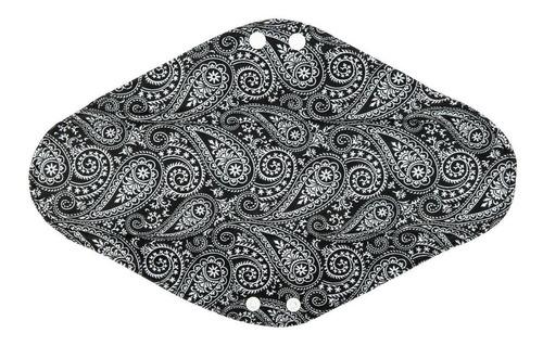 toalla femenina nocturna ecológica reusable lavable mujer