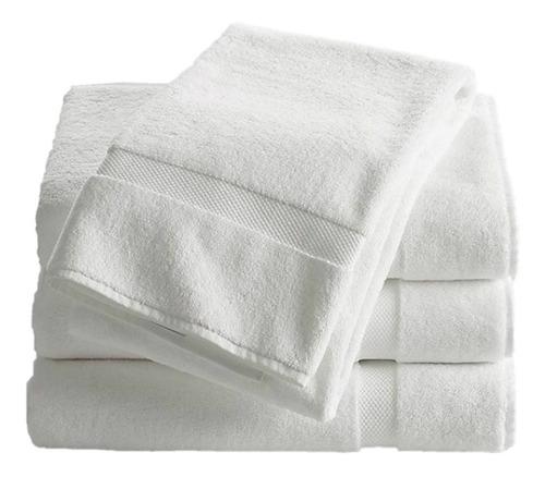toalla hotel blanco cuerpo 600 gr