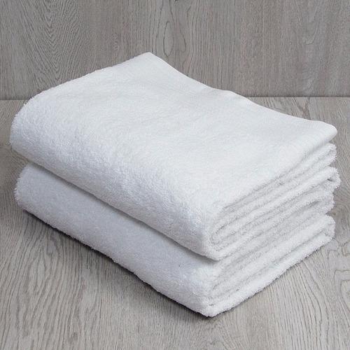 toalla hotelera medio baño torzal 80x150 cm, peso 700 gr