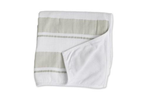 toalla lineas grises lulujo