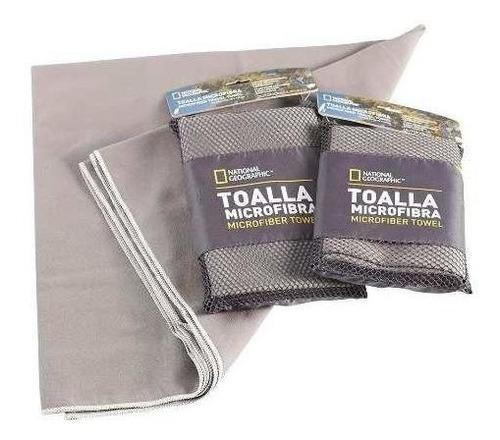 toalla microfibra national geographic secado fácil m tng1002
