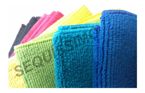 toalla microfibra paño super absorbente gym 54x40cm set 3