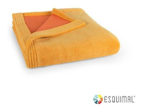 toalla microfibra pullman d/vista esquimal amarillo-naranja