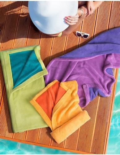 toalla microfibra pullman d/vista esquimal verde-turquesa