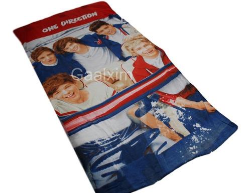 toalla one direction 1d excelente calidad envío gratis