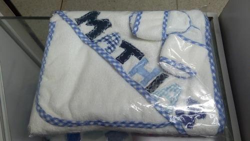 toalla para bebe