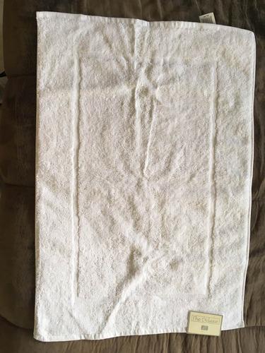 toalla para piso importada the deluxe 100% algodón 75cmx50cm