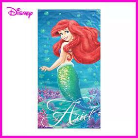 Toalla de Playa 70x140 Sirenita Ariel Disney