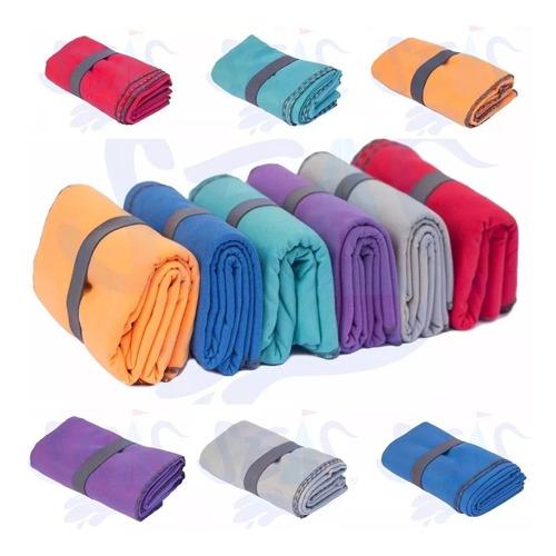 toalla toallón xl seas secado rápido microfibra 150x75cm gym