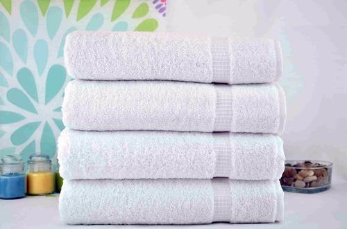 toalla xp blanco cuerpo 580 gr