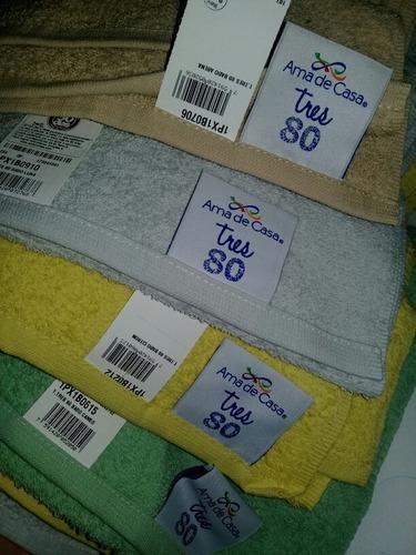 toallas ama de casa