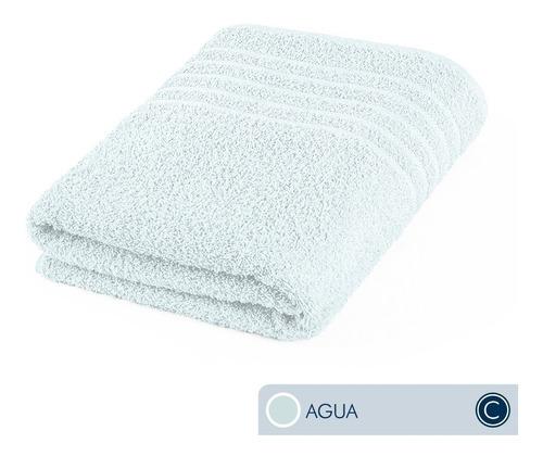 toallas ama de casa classic baño 130x68 cm agua