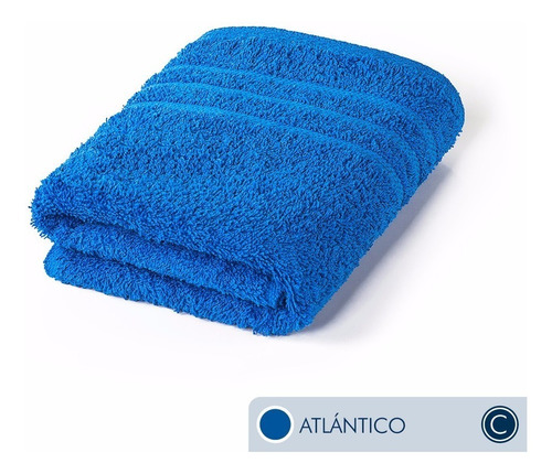 toallas ama de casa classic mano 75x44cm atlántico