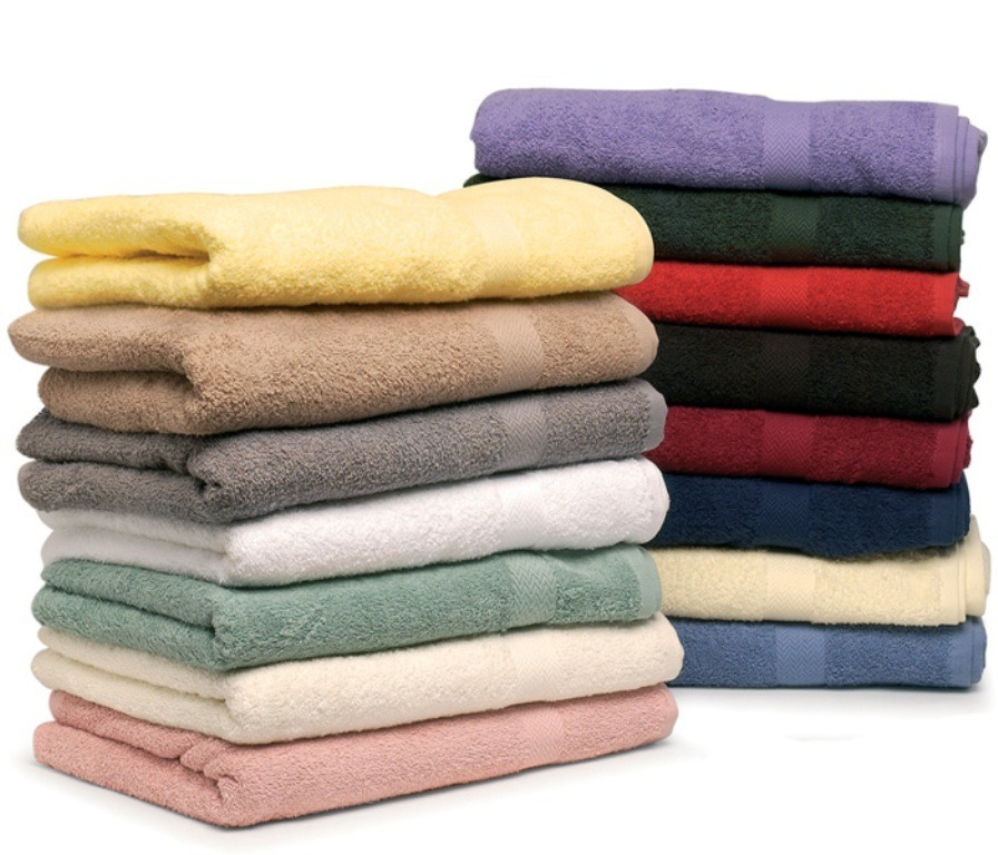 Toallas ama de casa colores surtidos bs en for Bano de color colores
