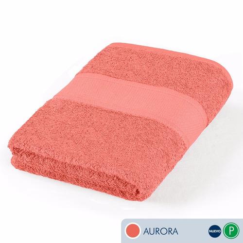 toallas ama de casa premium baño 140x67   aurora