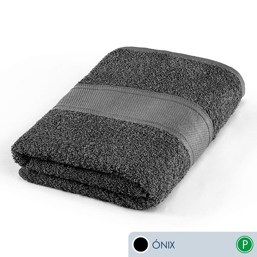 toallas ama de casa premium baño 140x67  onix