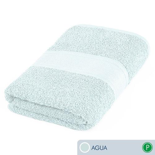 toallas ama de casa premium jumbo 175 x 89  cms agua