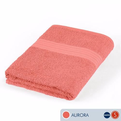 toallas ama de casa sensación baño 132x68 aurora