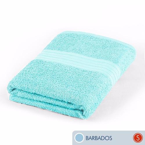 toallas ama de casa sensación intermedia 100x54 barbados