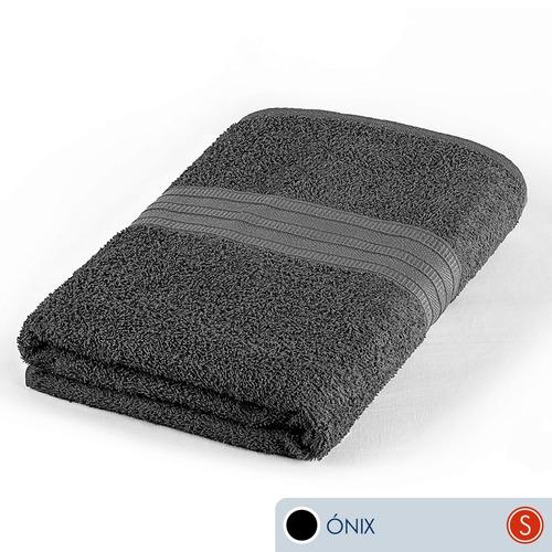toallas ama de casa sensación jumbo 165 x 90 cms ónix
