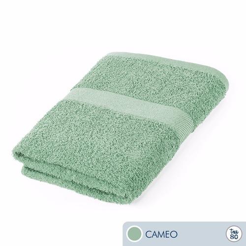 toallas ama de casa tres80 baño 120x68 cms cameo