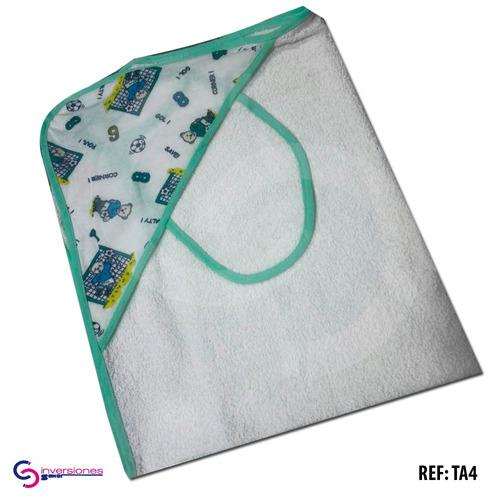 toallas baño para bebes