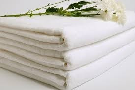 toallas blancas 100x50 peluquerias posadas hoteles