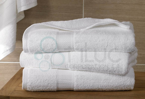 toallas blancas para hoteles posadas clinicas spa gym