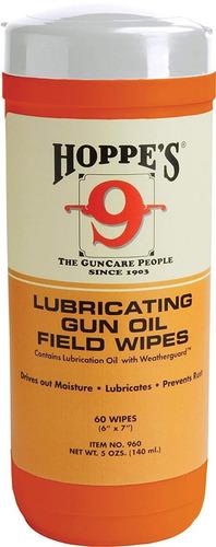 toallas de aceite lubricante hoppes protector armas cacería