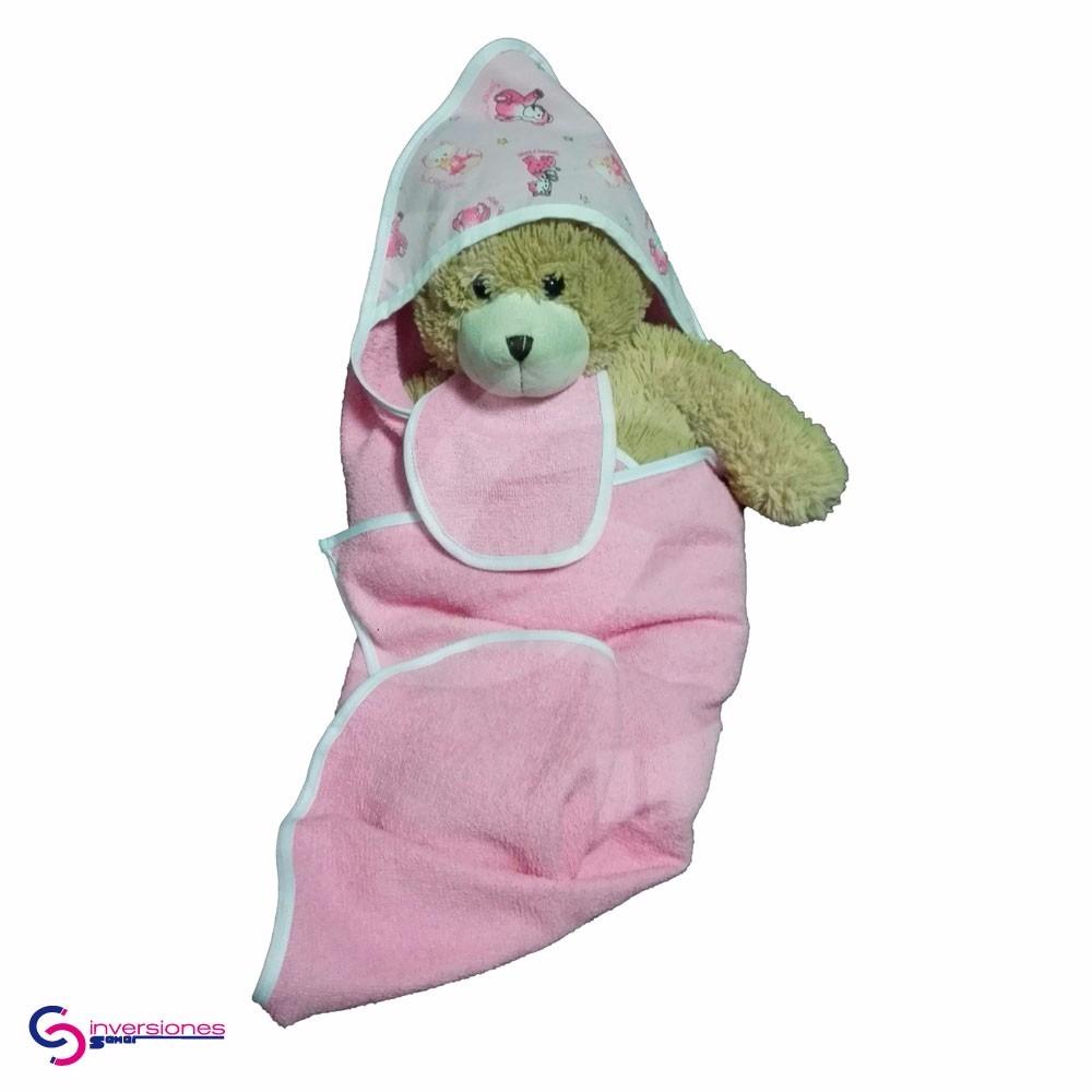 Toallas De Baño Para Bebes | Toallas De Bano Para Bebes Con Accesorios Capuchon Bs 550 166