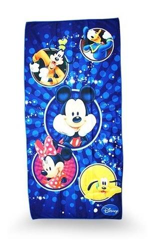 toallas de baño para niños y niñas, originales disney