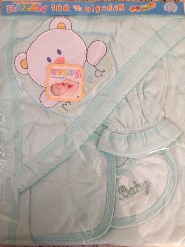 toallas de felpa bebé
