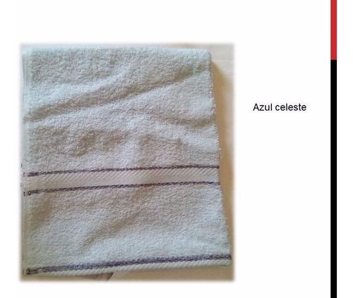 toallas de mano 100% algodón precio publicado x 4 toallas