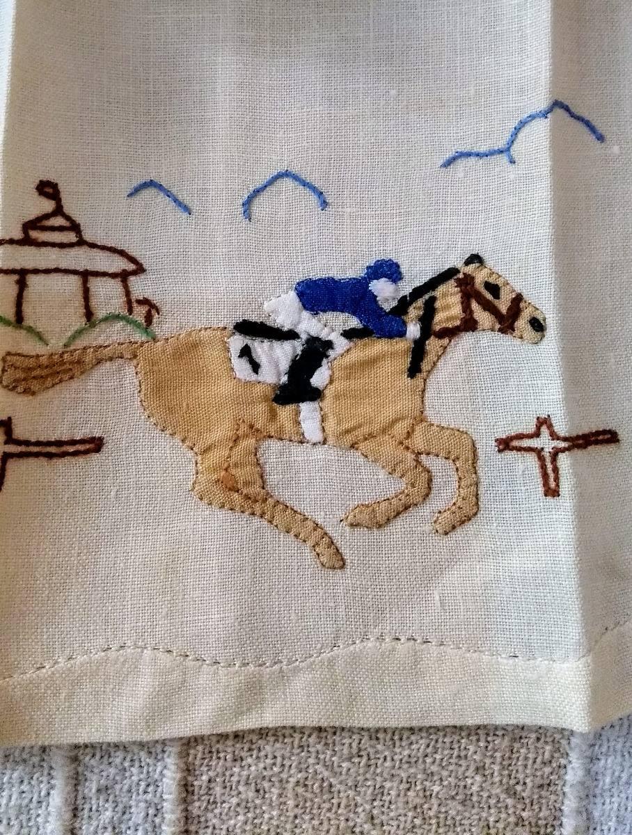 Toallas De Mano Bordadas Toallas P Invitados Decoracion 550 - Decoracion-con-toallas