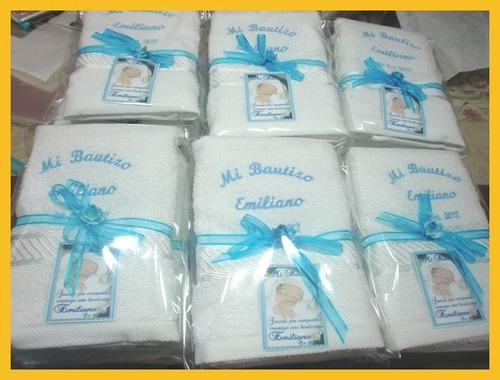 toallas de manos bordadas bfn