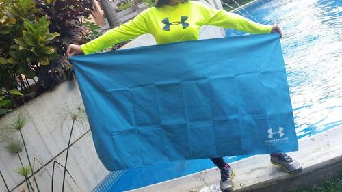 toallas de microfibra 1metro30cm x 80 cm
