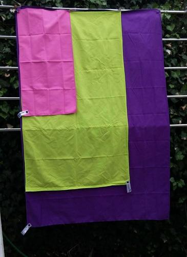 toallas de microfibra secado rápido outdoor 0.70x1.20