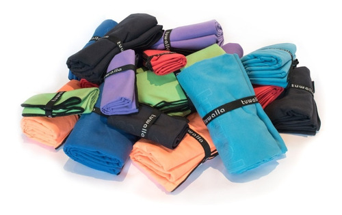 toallas de microfibra tuwalla talla xl 90x160 cms