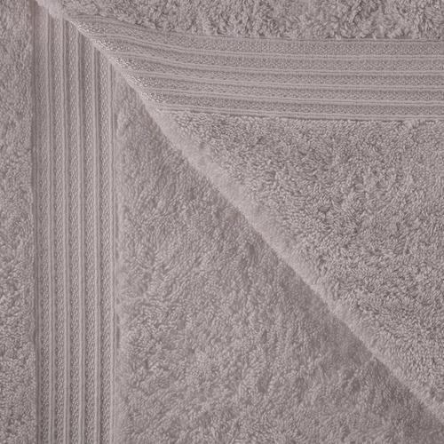 toallas grises de calidad durables 6 piezas *envío gratis