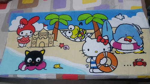 toallas hello kitty original loot crate