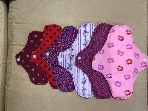 toallas higiénicas femeninas ecológicas talla 1