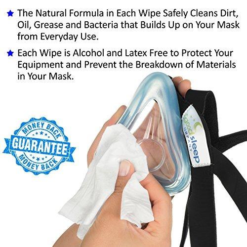 toallas húmedas limpiadoras biodegradable goodsleep company