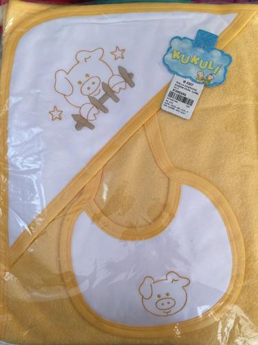 toallas kukulí para bebé