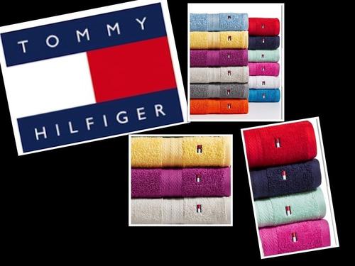 toallas nuevas originales tommy hilfiger importadas