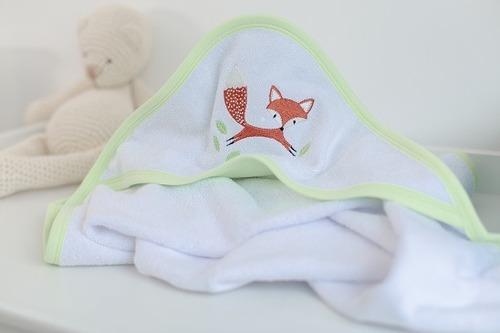 toallas para bebés
